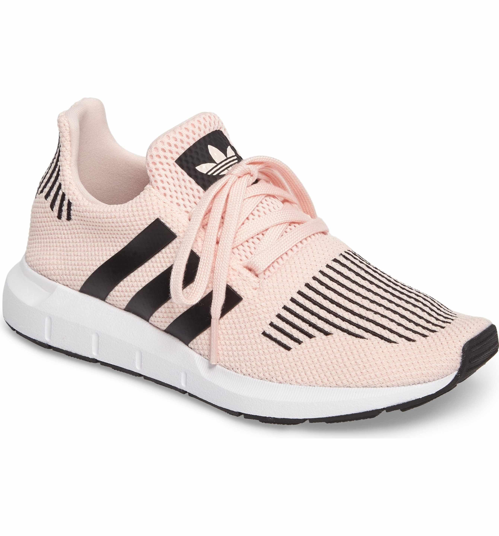wholesale dealer 5a1c8 62a48 Main Image - adidas Swift Run J Sneaker (Baby, Walker, Toddler, Little Kid   Big Kid)