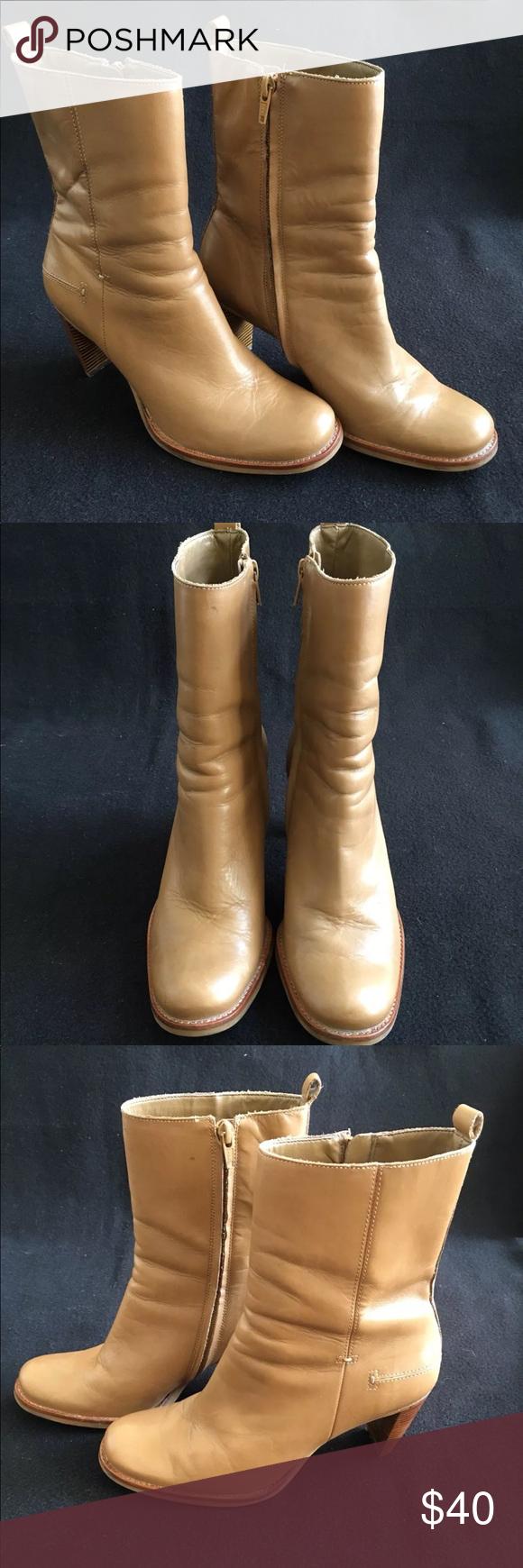 796e44d2c73 Gianni Bini Ladies Tan Boots Size 8.5. Gianni Bini Ladies Tan Boots ...
