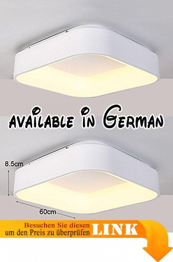 Home mall- LED Deckenleuchte Wohnzimmer Schlafzimmer Küche Korridor