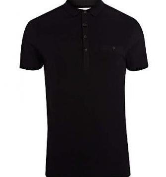 Wholesale Black Polo Shirt For Men Black Polo Shirt Oasis Shirt Polo Shirt Women