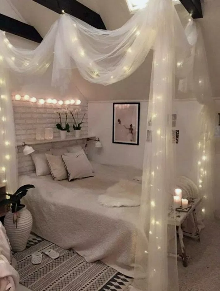 23 Cute Teenage Girl Bedroom Ideas That Will Blow Your Mind 34