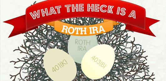 What the Heck is a Roth IRA?