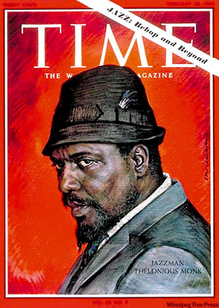 Thelonious Monk in 2020 Thelonious monk, Jazz musicians