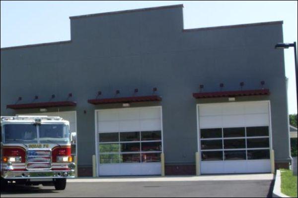 Glass Garage Doors Fire Department Warrington With Images