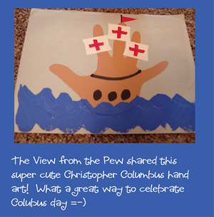 Christopher Columbus Activities For Kids Fall Preschool Boat Crafts Columbus Day
