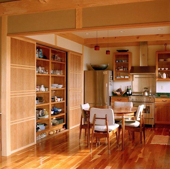 Windbey Island House Gallery Kitchen Interior Japanese Home Decor Japanese Kitchen
