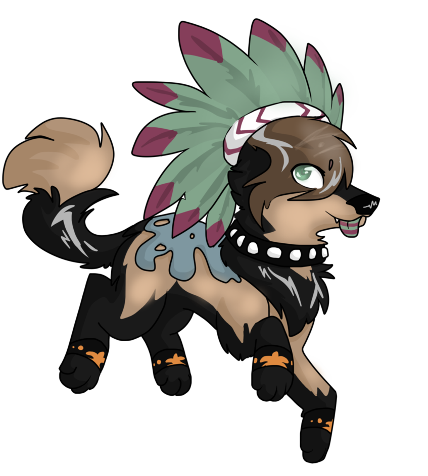 Animal Jam Epic Art  Its My Old Artic Wolf She Used To Be So Epic