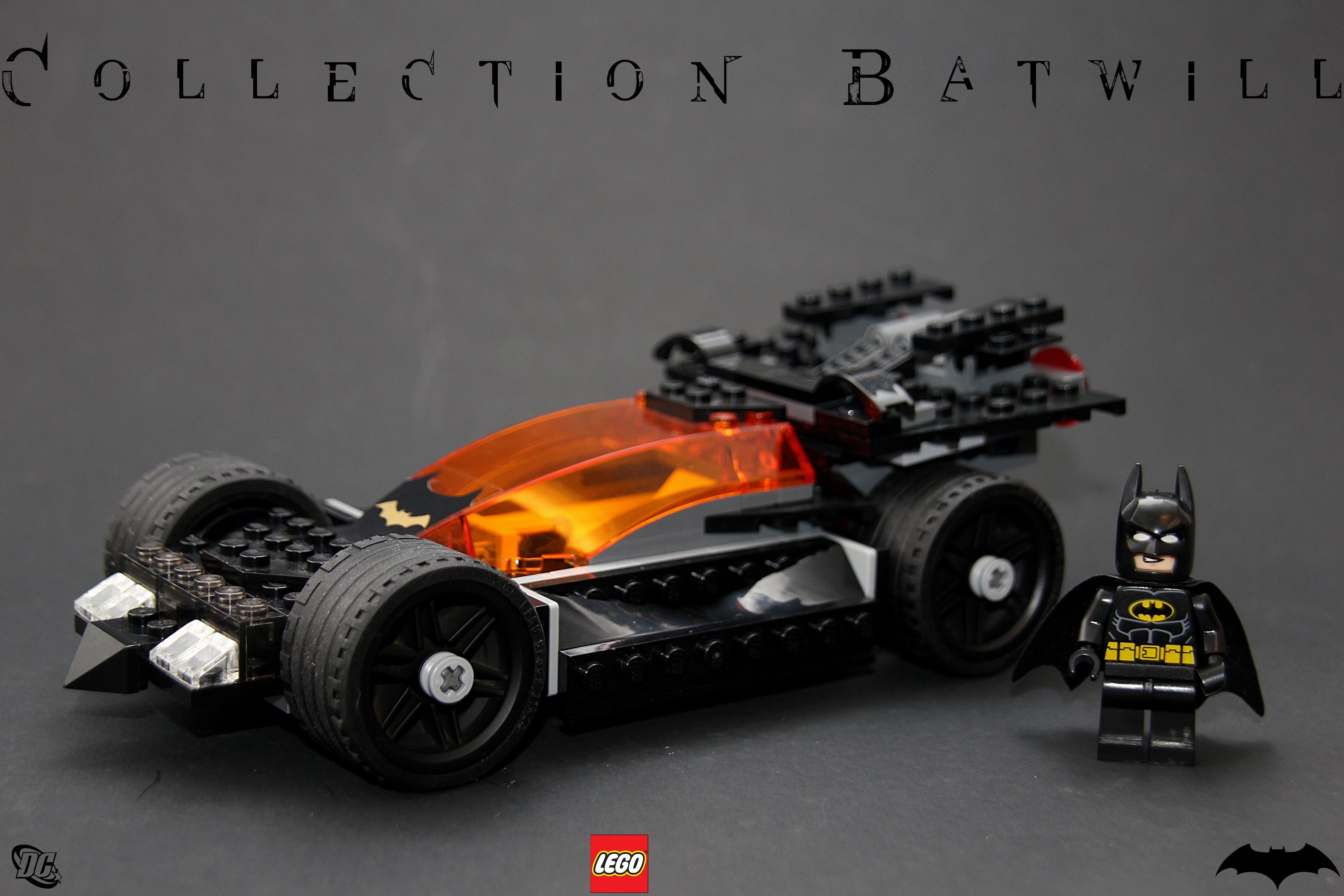 batmobile lego batman lego racer custom collection. Black Bedroom Furniture Sets. Home Design Ideas