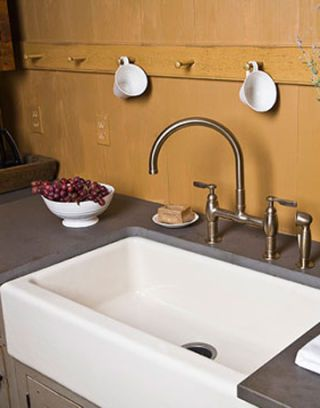 Sink and Faucets - Ideas for Kitchen Sinks and Faucets