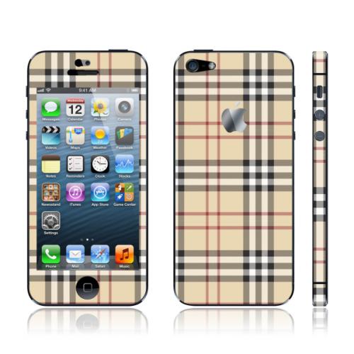 Burberry Iphone 5 Phone Case
