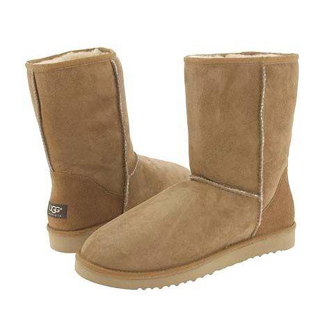 UGG Men's Classic Short Boots 5800 Chestnut http://uggbootshub.com/ugg