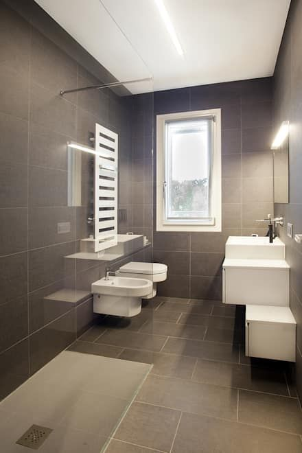 Arredare Il Bagno Stile Moderno.Bagno Idee Immagini E Decorazione Bad Bagno Arredamento Bagno