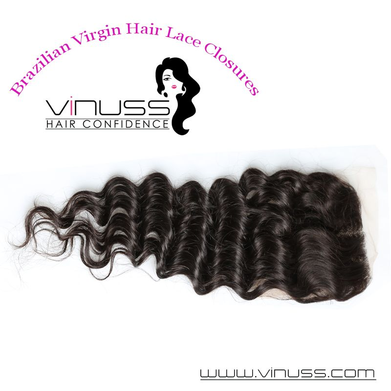 Vinuss Hair Purchase Deep Curly Lace Closures Together With Deep