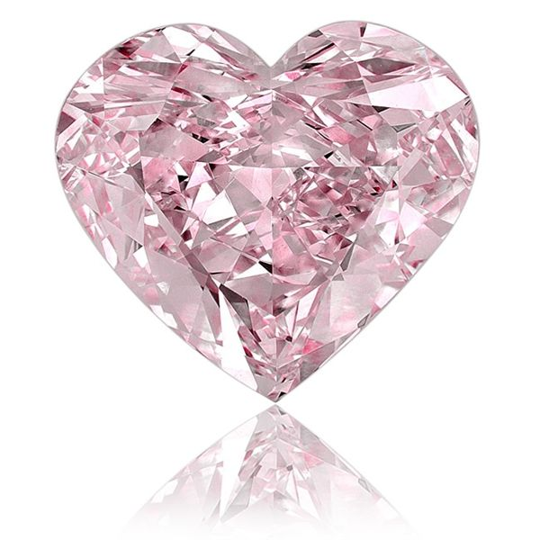 to wear - Diamond Pink heart video