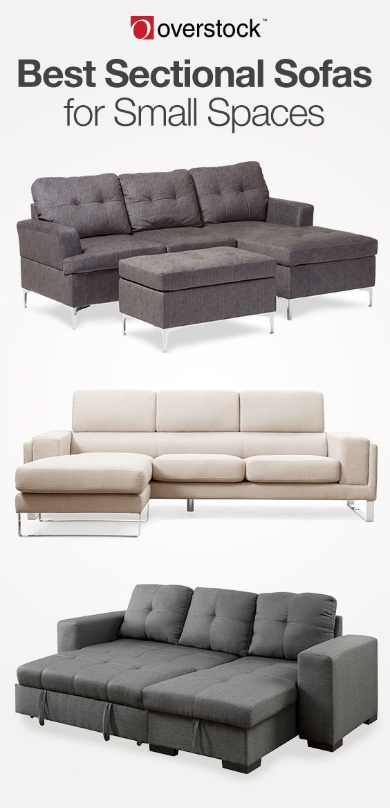 Small Sectional Sofas Couches For Small Spaces Couches For