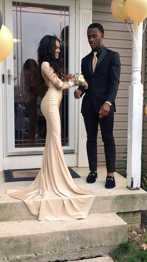 Boys Black Ideas Gold Prom And