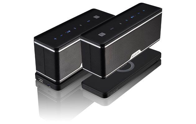 ポータブルBluetoothスピーカー LUXA2 Groovy W 発売、セットのQi充電台にもバッテリー内蔵 - Engadget Japanese