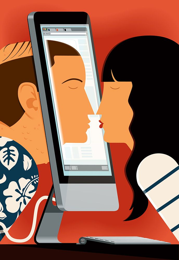 The google of online dating boston globe