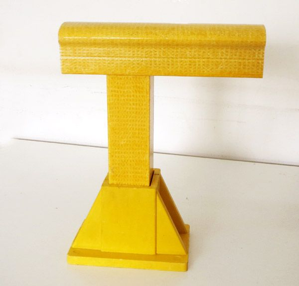 Best Fiberglass Stair Railing Frp Indoor Outdoor Stair Handrail 640 x 480