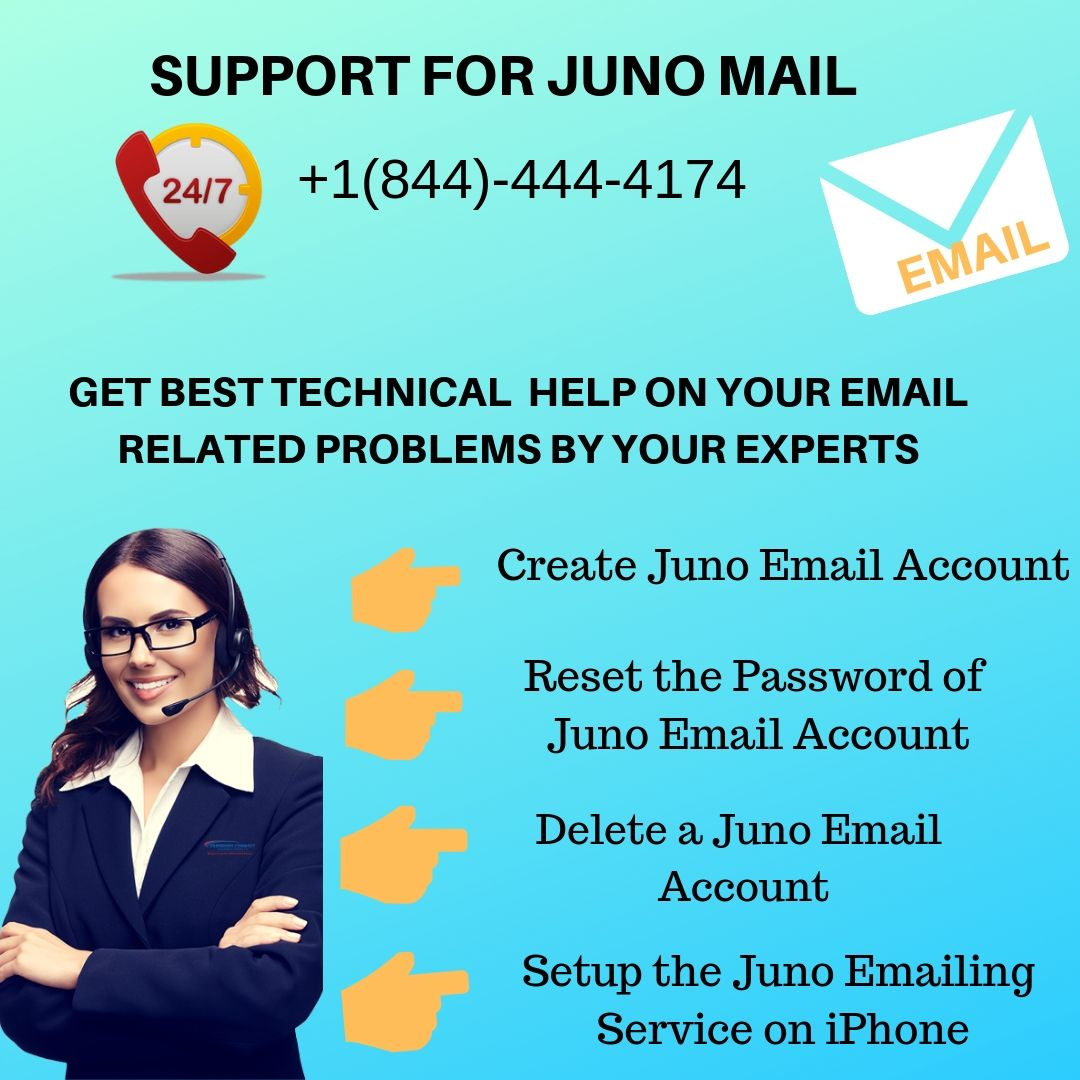 How do I Contact Juno Email Customer Support Number (With