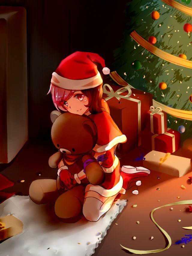 Rwby Christmas.Rwby A Neo Christmas Rwby Rwby Rwby Neo Rwby Pyrrha