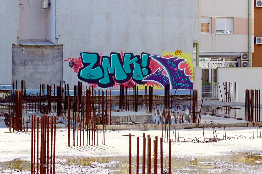 RAGE / Neimar #BeogradskiGrafiti #StreetArt #Graffiti #Beograd #Belgrade #Grafiti
