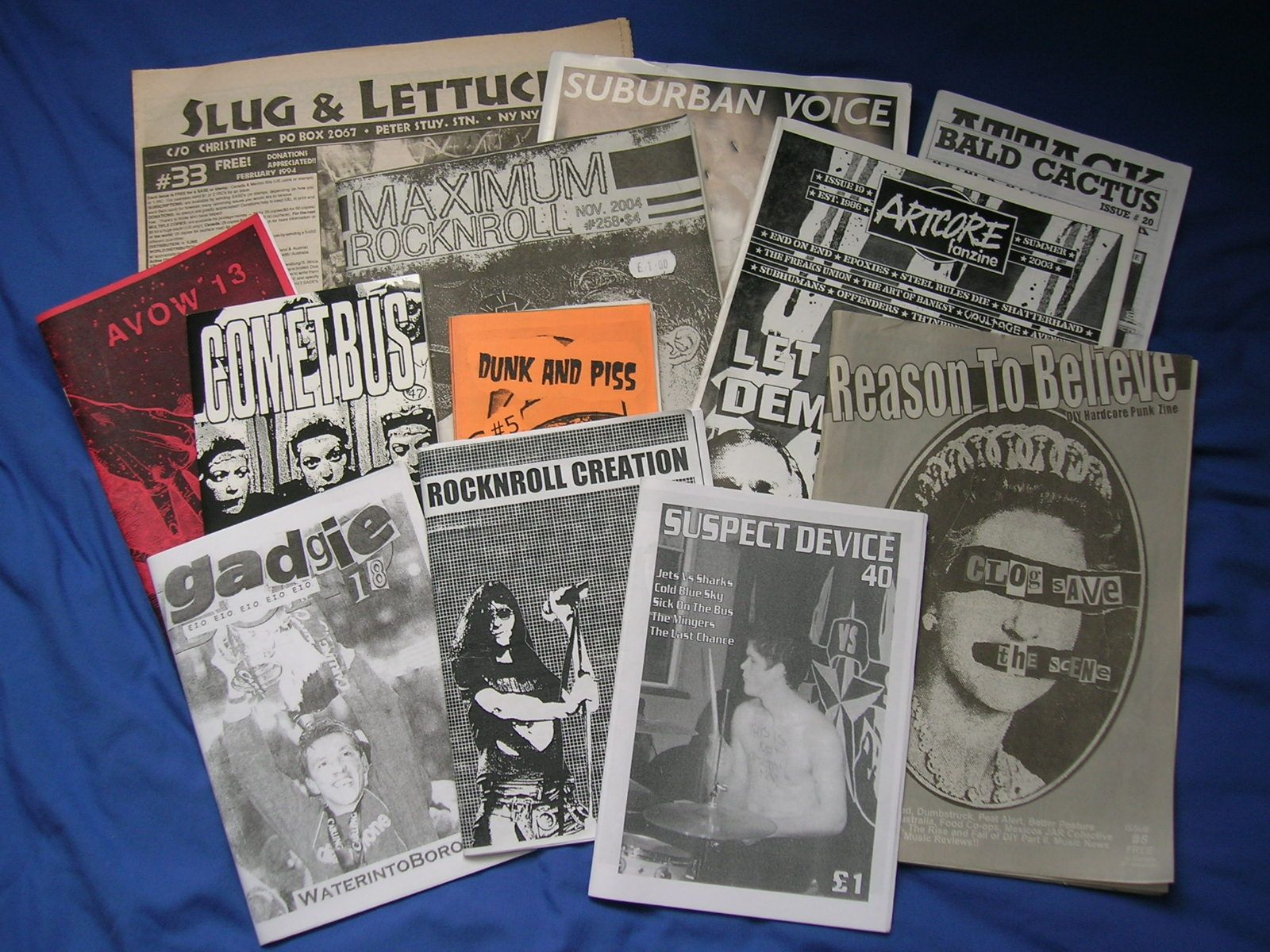 How To Make Your Own Zine in 7 Easy Steps (PICTURE POST)