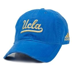 5b351f19c51 UCLA Coach s Slouch Cap - Blue 100% cotton with embroidered logo ...