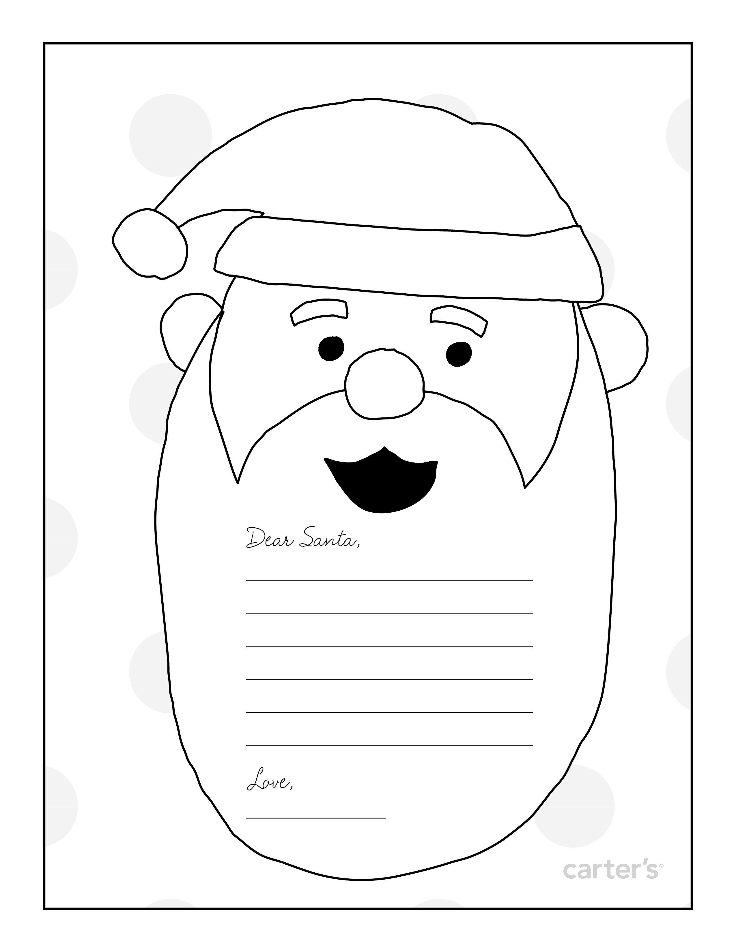 ColoringPage Pinterest christmas crafts, Preschool