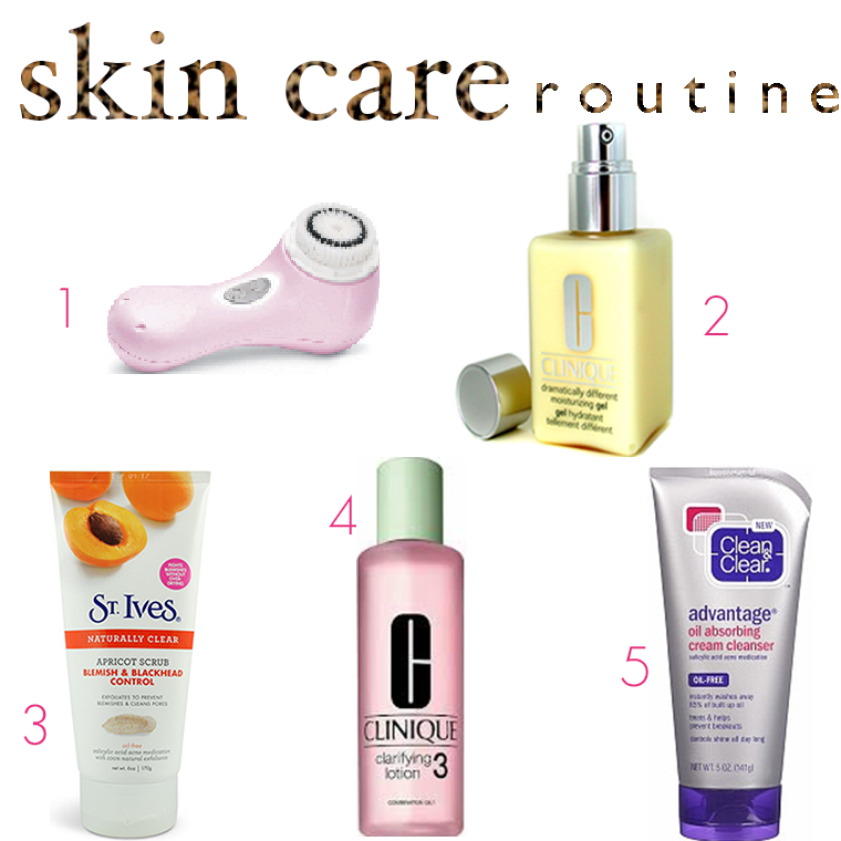Skin Care Routine for Oily Skin Oily skin care, Oily