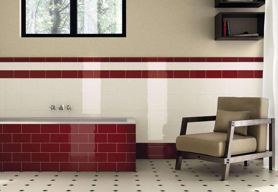 Ceramiche grazia vintage tiles pinterest bathroom tile