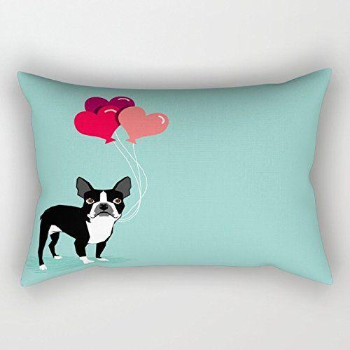 Robot Check Dog Pillow Kawaii Pillow Rectangular Pillow