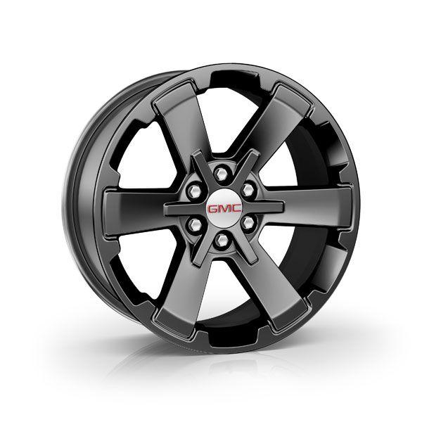 2015 Yukon Xl 22 Inch Wheel High Gloss Black Ck162 Sev Gmc