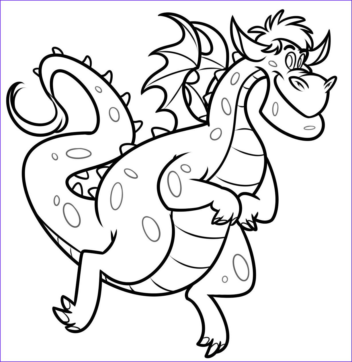 Petes Dragon Coloring pages to and print for free | Dragon ...