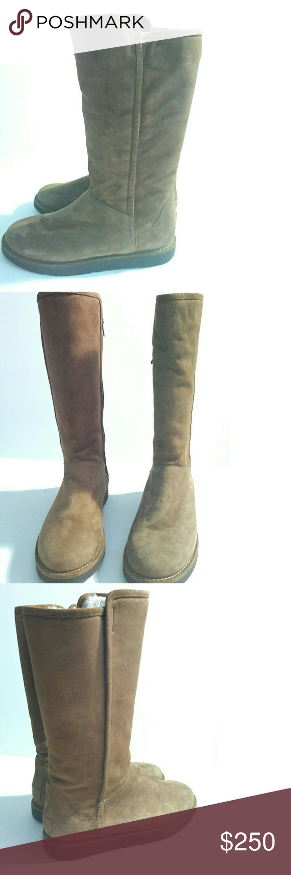 e8ff0fb8aa9 UGG abree tall made in italy sheepskin boots 8 UGG made in italy ...