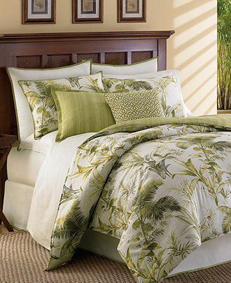 Tommy Bahama Home Island Botanical Comforter Sets Web Id 540062
