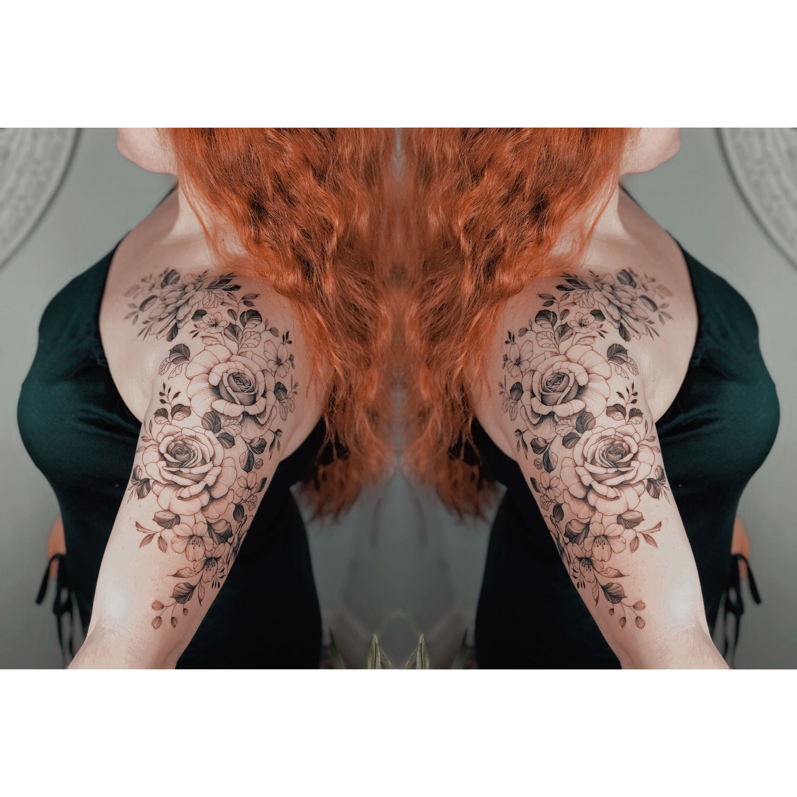 Epingle Par Valery Tattoo Sur Flowers Tattoo En 2020