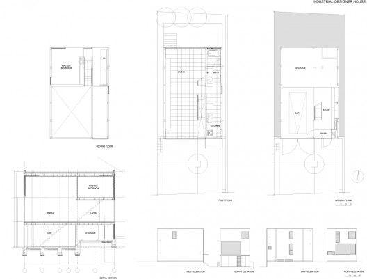 plans + elevations