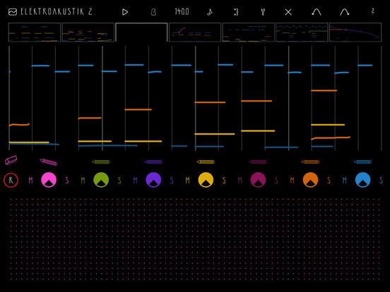 fluXpad Sample Sequencer For iPad Ipad music apps, Music