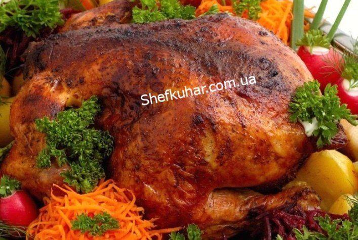 можно ли запеченную курицу при похудении