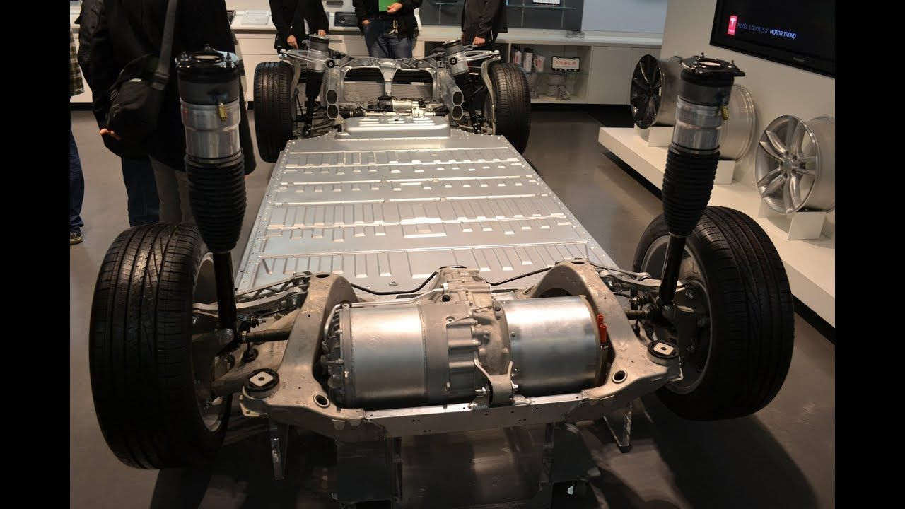 New Graphene Batteries For Electric Cars That Triple The Autonomy