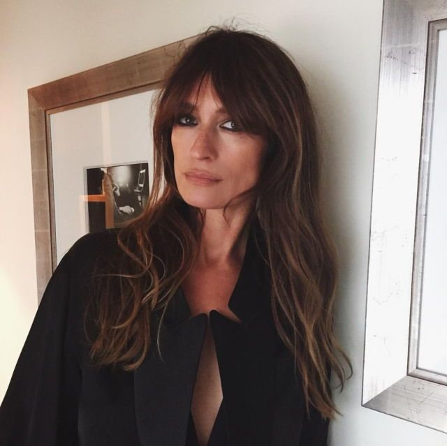 Image result for caroline de maigret haircut young