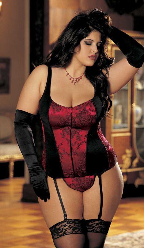 Sexy heavy set women