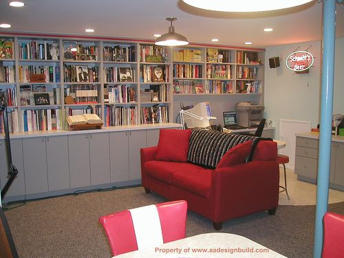 1000 images about basement improvements on pinterest finished basement designs basement wall colors and basement lighting basement home office design ideas