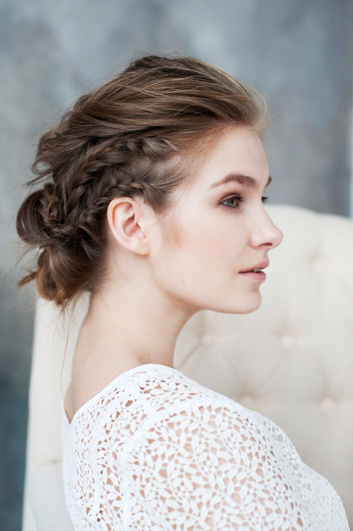 This is the number one french girl hairstyle on pinterest now girl