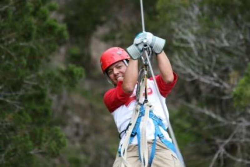Cypress Valley Canopy Tours Complete Gallery