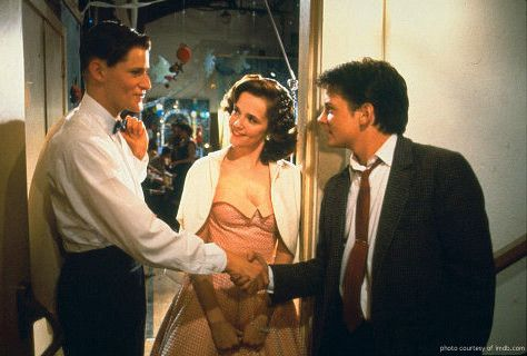 George McFly y Lorraine Baines McFly - aide_elaine | Peliculas de ...
