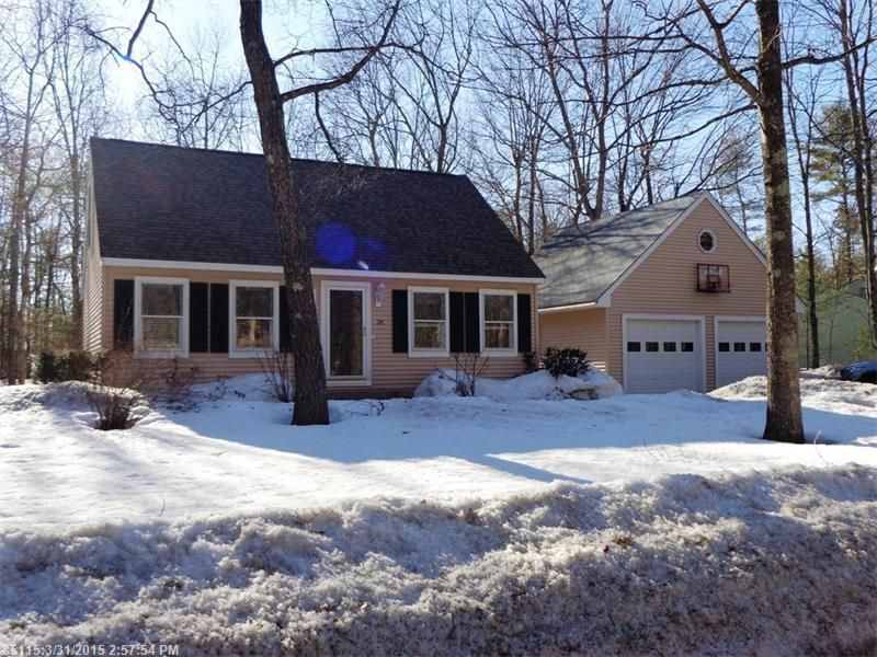 26 hawthorne dr windham me 04062 home for sale and