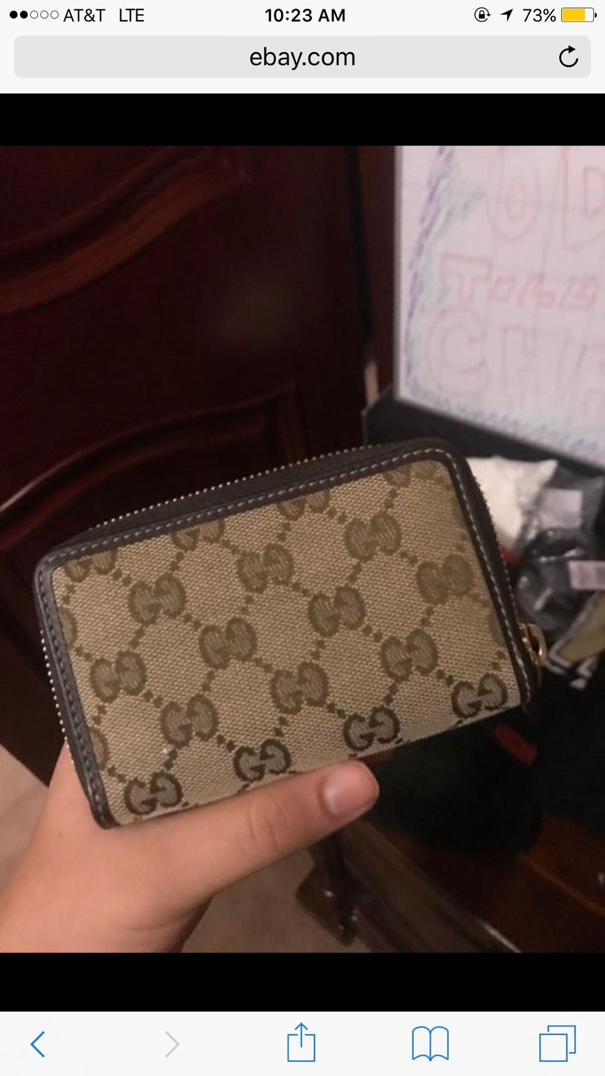 275d5524823 Gucci Wallet (LAST PRICE DROP)