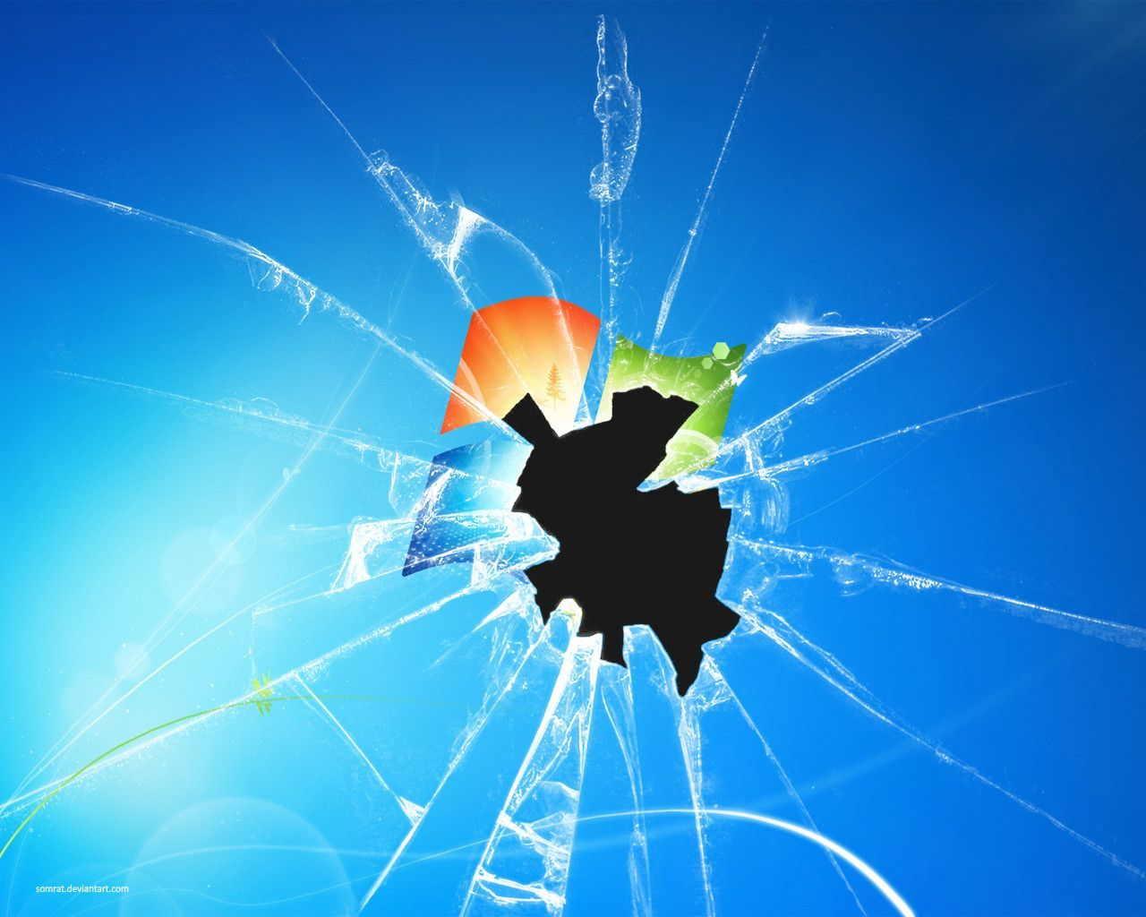 A Lot Of Broken Computers Computer Screen Wallpaper Broken Screen Wallpaper Screen Wallpaper Hd